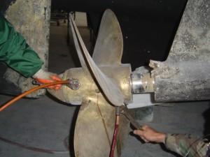Hydraulic Teignbridge Propellers