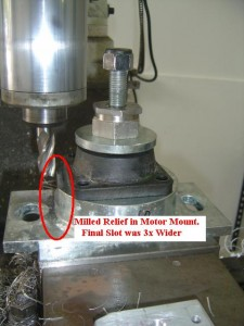 Straight Line Marine Machining
